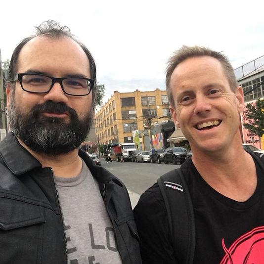 Kevin Wilson & Philippe Herndon