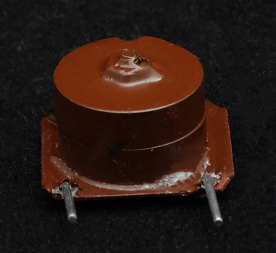 NOS 350mh Stack of Dimes Inductor