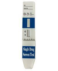 Kratom Rapid Dip Card (300ng/ml) (25 Test per Box)
