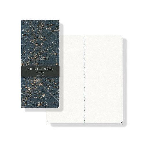 Yamamoto Paper RO-BIKI NOTE Star Map