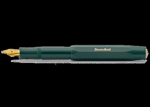 Kaweco CLASSIC Sport Fountain Pen Green