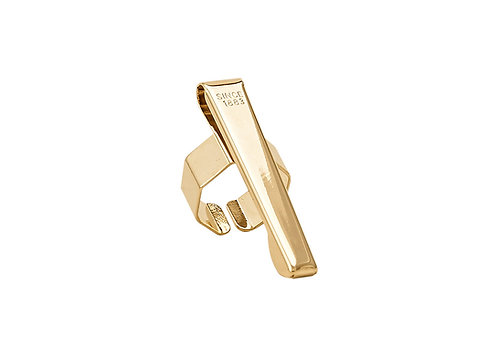 Kaweco SPORT Octagonal Clip Gold-Plated