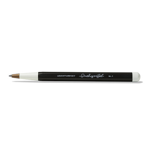 Leuchtturm1917 Drehgriffel Twist Pen Medium Ballpoint Black