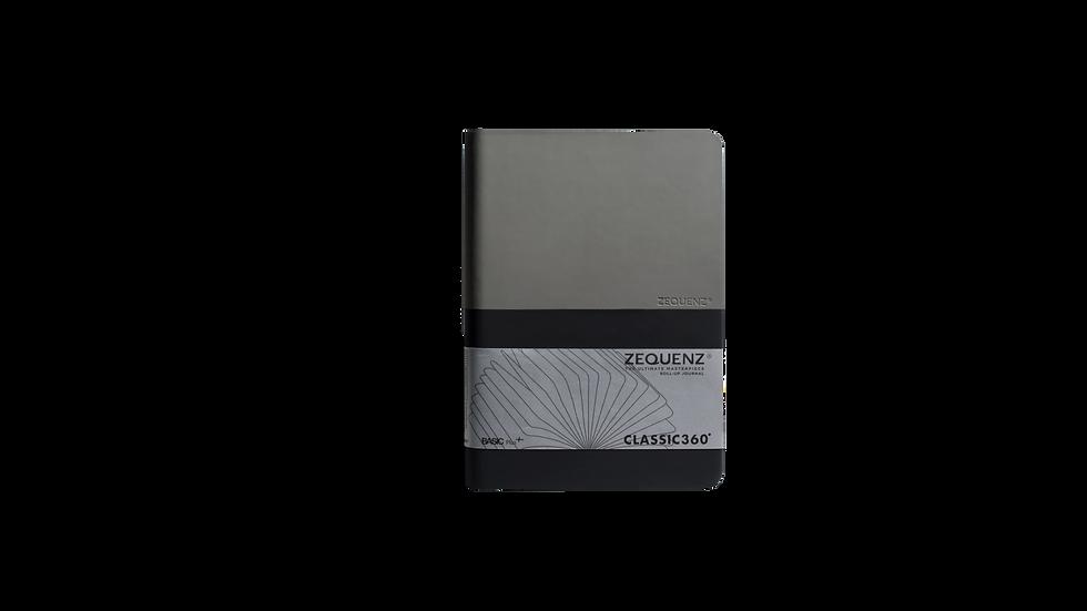 ZEQUENZ Basic Plus+ A5 Gray/Black