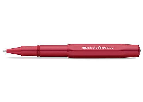 Kaweco AL Sport Gel Roller Deep Red