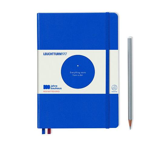 Leuchtturm1917 100 Years Bauhaus Notebooks Royal Blue