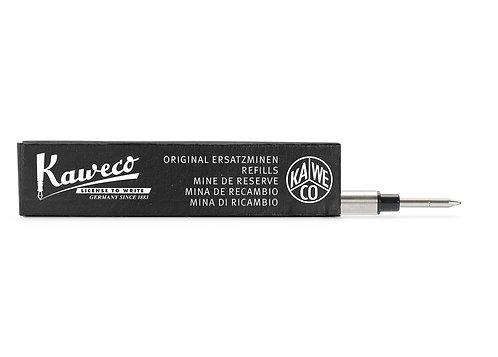 Kaweco EURO Rollerball Refill Black 0.7 mm