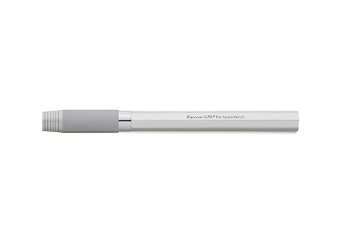 Kaweco Pencover GRIP for Apple Pencil Silver