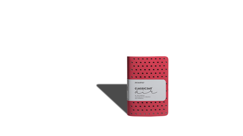 ZEQUENZ Air A6- Dynamic Red