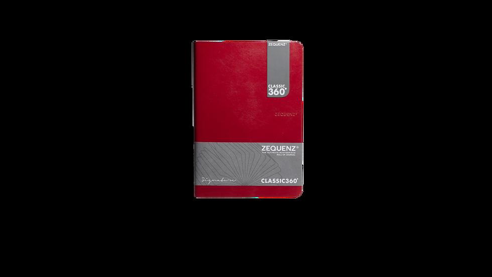 ZEQUENZ Signature Lite A5 Red