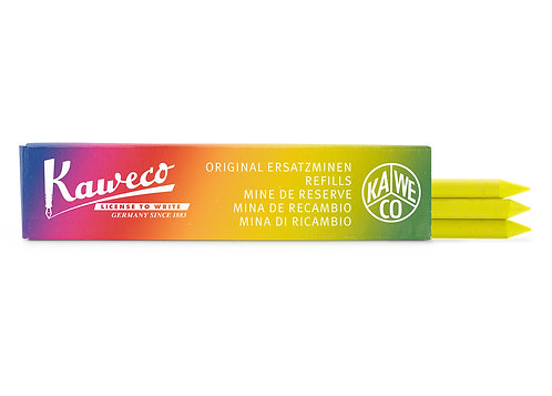 Kaweco Pencil Leads Highlighter Yellow 5.6 mm