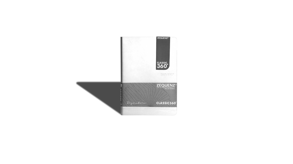 ZEQUENZ Signature Lite B6 White
