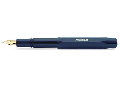 Kaweco CLASSIC Sport Fountain Pen Navy