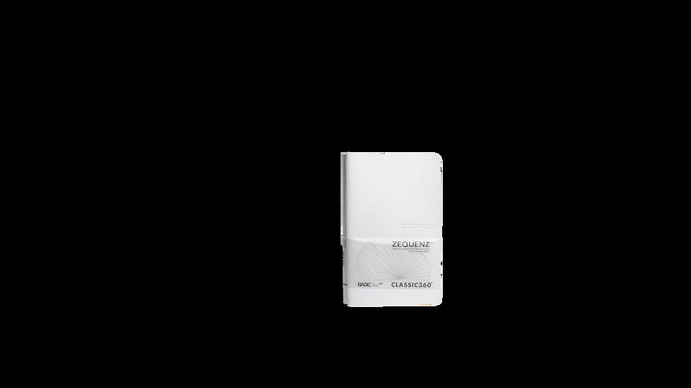 ZEQUENZ Basic Plus+ A6- White