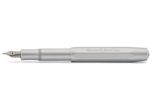 Kaweco AL Sport Fountain Pen Silver