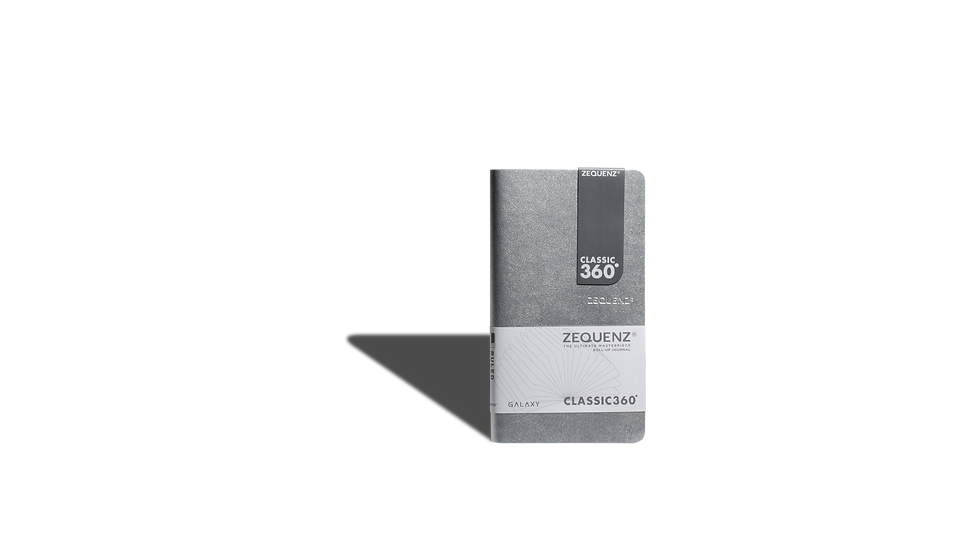 ZEQUENZ Galaxy B6 Slim Silver