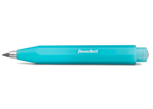 Kaweco FROSTED Sport Clutch Pencil 3.2 mm Light Blueberry