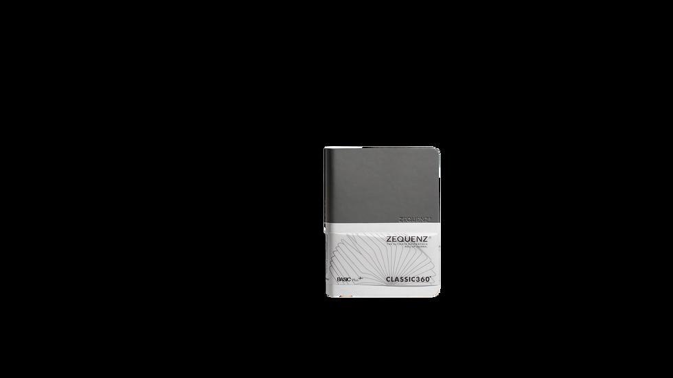 ZEQUENZ Basic Plus+ A6 Gray/White