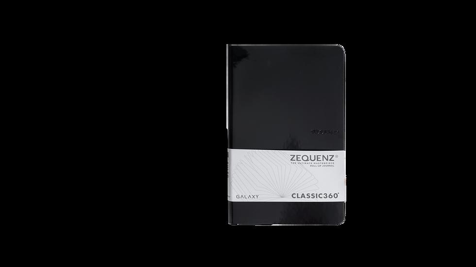 ZEQUENZ New Galaxy A5 Slim Glossy Black
