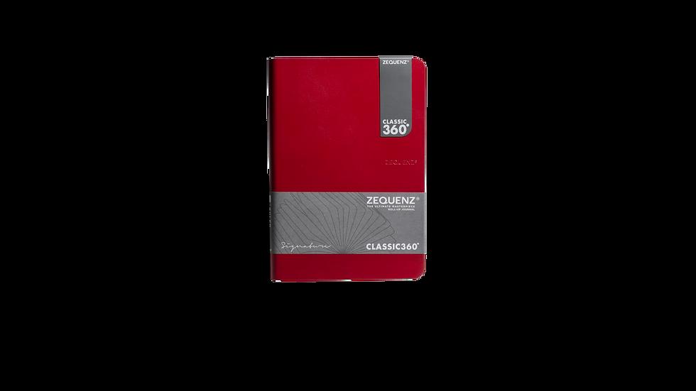 ZEQUENZ Signature A5 Red