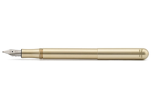 Kaweco LILIPUT Fountain Pen (Eco-) Brass