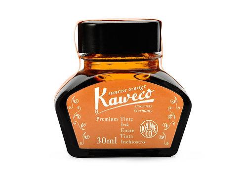 Kaweco Ink Bottle Sunrise Orange 30 ml