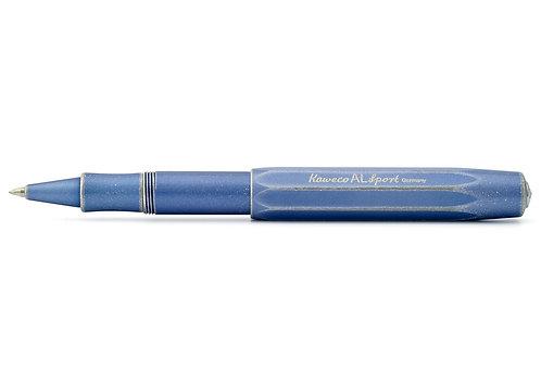 Kaweco AL Sport Stonewashed Gel Roller Blue