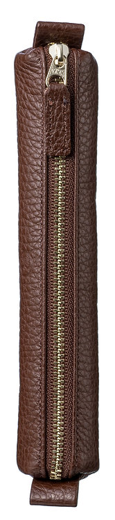 Pen Sheath for 2 Dark Brown