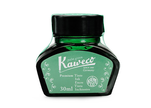 Kaweco Ink Bottle Palm Green 30 ml