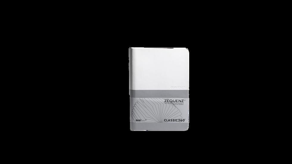 ZEQUENZ Basic Plus+ B6 White/Silver