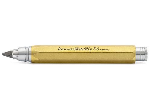 Kaweco SKETCH UP Pencil 5.6 mm Brass