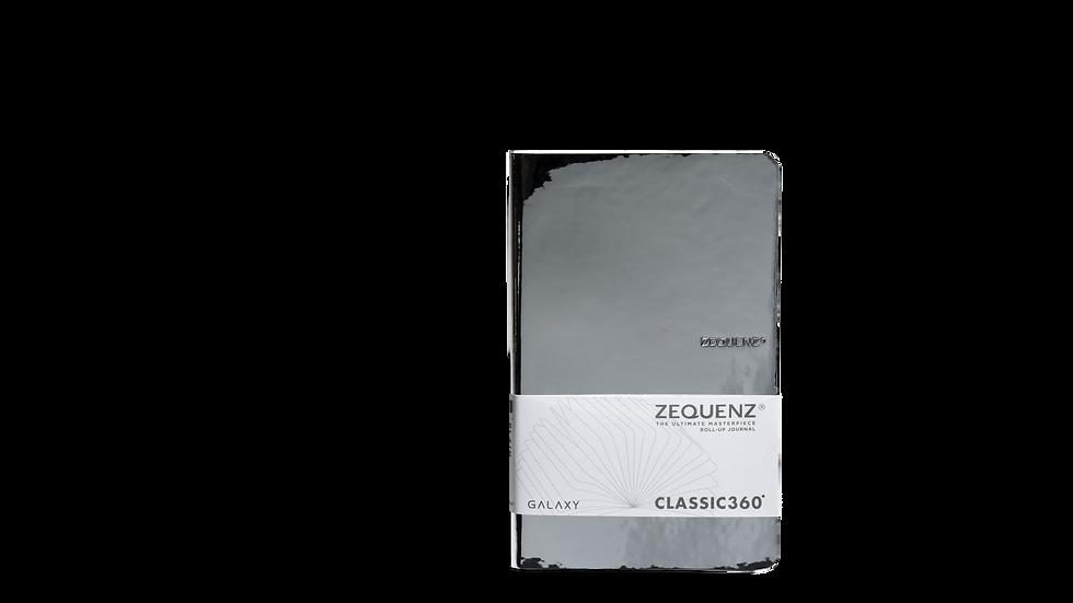 ZEQUENZ New Galaxy A5 Slim Glossy Silver