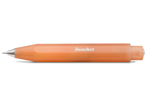 Kaweco FROSTED Sport Push Pencil 0.7 mm Soft Mandarin