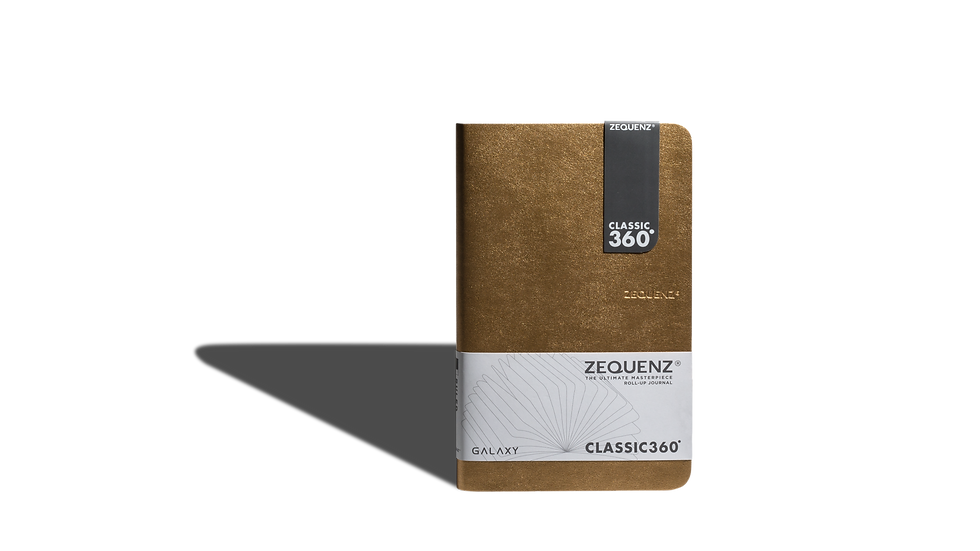 ZEQUENZ Galaxy A5 Slim Gold