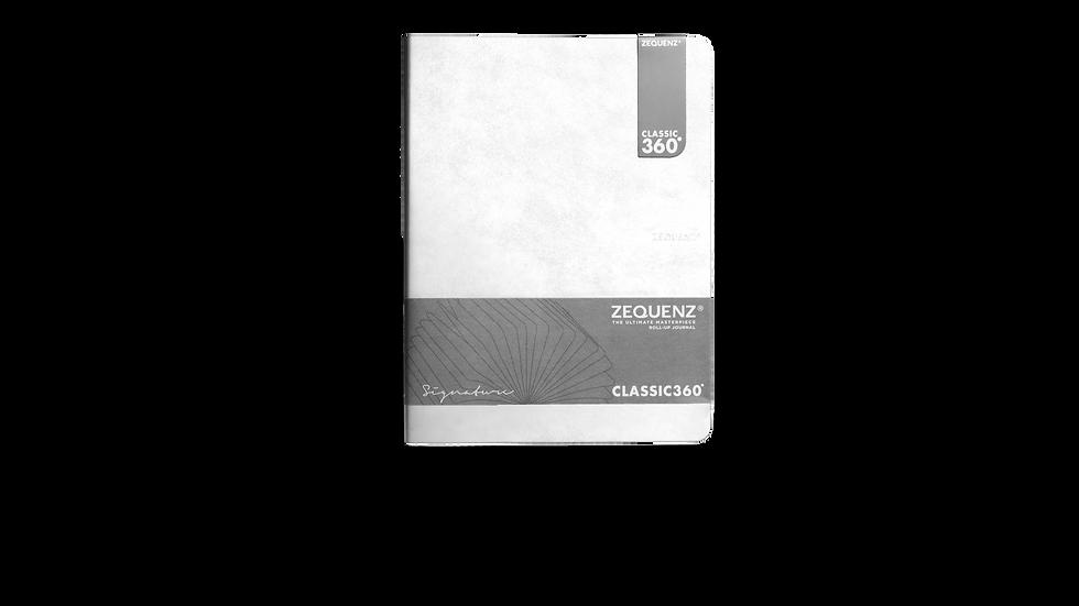 ZEQUENZ Signature Lite B5 White