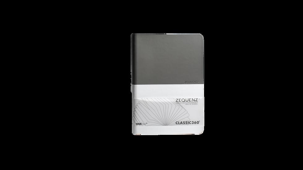 ZEQUENZ Basic Plus+ A5 Gray/White