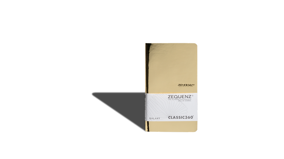 ZEQUENZ New Galaxy B6 Slim Glossy Gold