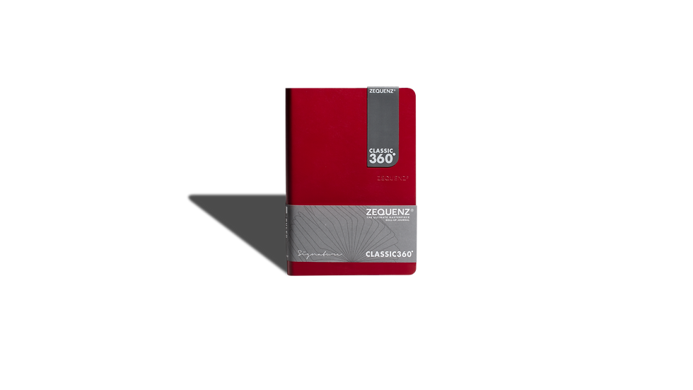 ZEQUENZ Signature B6 Red