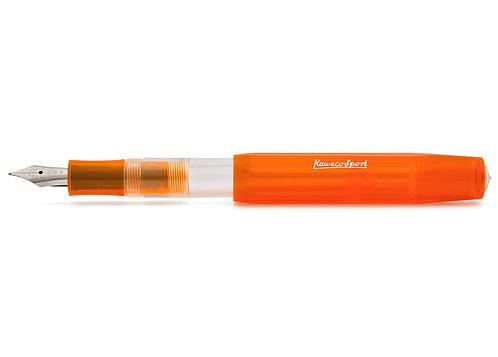 Kaweco ICE Sport Fountain Pen Orange