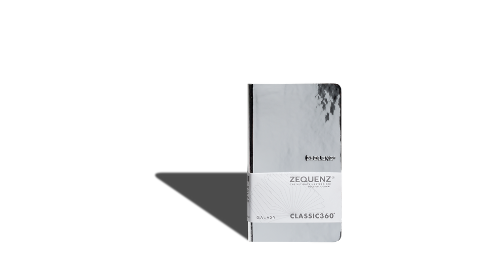 ZEQUENZ New Galaxy B6 Slim Glossy Silver