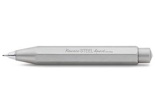 Kaweco STEEL Sport Push Pencil 0.7 mm