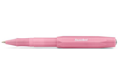 Kaweco FROSTED Sport Gel Roller Blush Pitaya