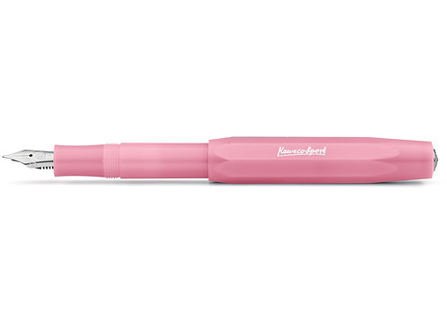 Kaweco FROSTED Sport Fountain Pen Blush Pitaya