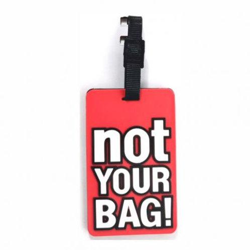 """Identificador de Bagagem """"Não é Sua Bagagem"""""""