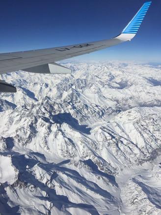 Alerta de Neve no Chile! Aproveite!