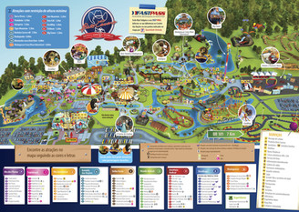 Faça aqui o download gratuito de Mapas de Parques de Diversões
