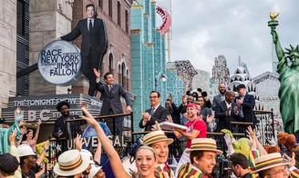 Atração de Jimmy Fallon é inaugurada em Orlando. Assista o vídeo