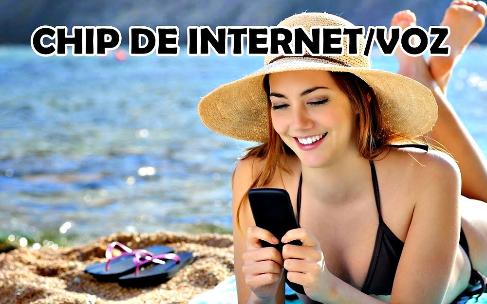 Chip de Internet / Voz