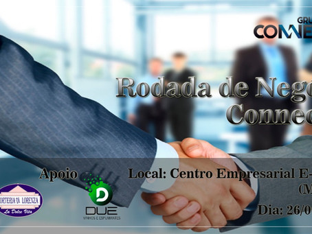 Rodada de Negócios – E-Business
