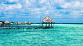 Por el camino de Cancún